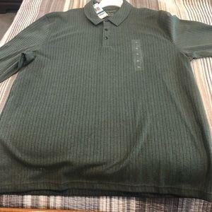 NWT Long Sleeve 100% Cotton Shirt